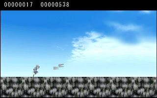 Screenshot of 東方だっしゅ