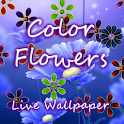 Color Flowers Popper