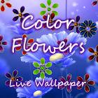 Color Flowers Popper icon