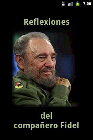 Fidel Castro - Reflexiones