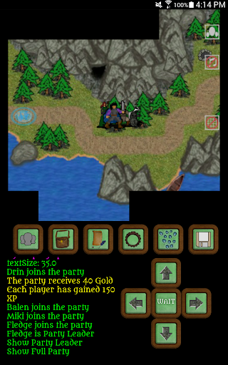 IceBlink RPG (RPG Creation) - screenshot