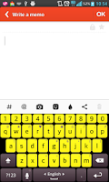 Screenshot of dodol Keyboard