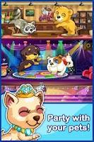 Screenshot of Tap Pet Hotel