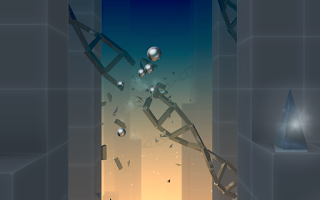Screenshot of Smash Hit