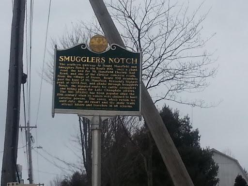 Smuggler Notch Gateway