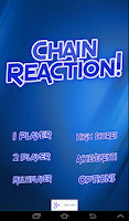 Screenshot of Chain Reaction With Friends