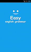 Screenshot of English Grammar
