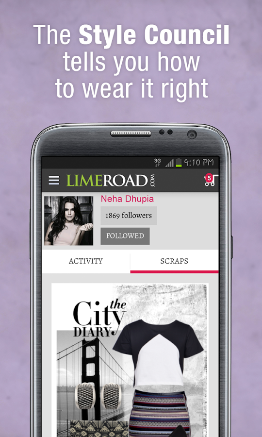 LimeRoad - Online Shopping Screenshot 2