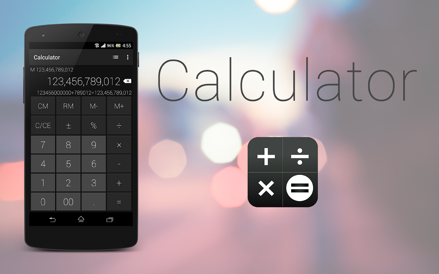Calculator - Simple & Stylish Screenshot 10