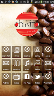 Chikita Cafe Pachuca - screenshot