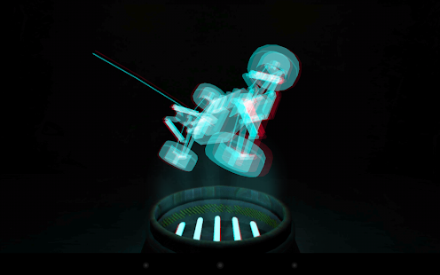 Holograms 3D with mPOINTS - screenshot