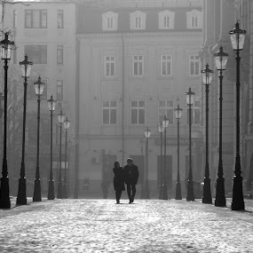 ecou cadentat by Oana Cretu - Black & White Street & Candid (  )