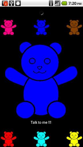 Talk to Teddy bear Pro