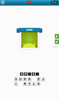 Screenshot of Cartoon Quiz