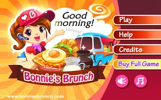 Screenshot of Bonnie's Brunch