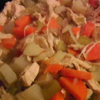 Chicken Stew 'Fricot'
