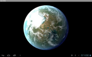 Screenshot of Planet Mars 3D