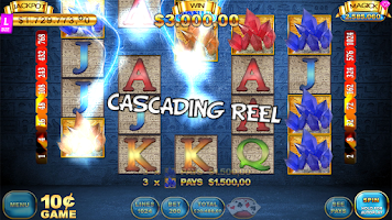 Screenshot of Pyramid Spirits 3 - Slots