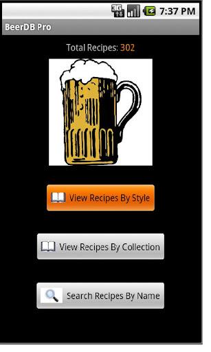 Beer DB Pro - Recipe Vault