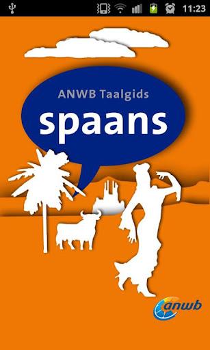 ANWB Taalgids Spaans