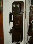 Wood Wall Phones - Western Electric Blake