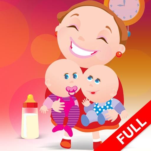 母乳喂養 - 關鍵 LOGO-APP點子