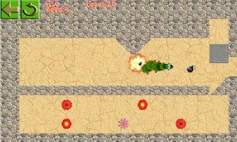 Screenshot of Snakey the Hungry Grub