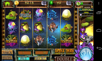 Screenshot of Slots - Magic Forest
