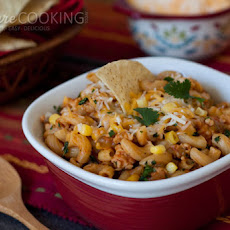 Tex-Mex Chili Mac