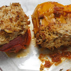 Grandma's Stuffed Peppers