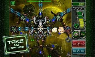 Screenshot of Star Defender 4 (Free)