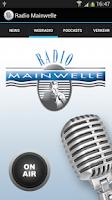 Screenshot of Mainwelle