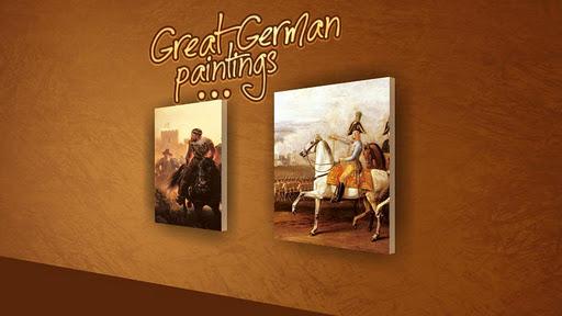 Great German Paintings