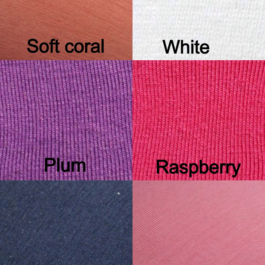 Softie colors
