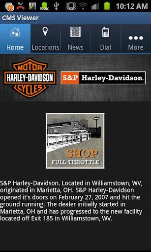 S P Harley-Davidson