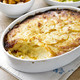 Dauphinoise Potatoes With Milk Recipes