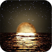 Mondschein Live-Hintergrund