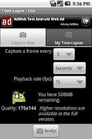 Screenshot of Time-Lapse - Lite