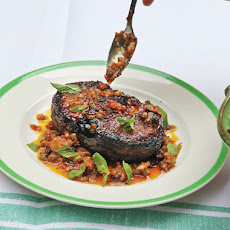 Clinched Double-Wide Loin Lamb Chops
