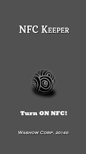 NFC Keeper - screenshot