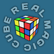 Real magic cube demo