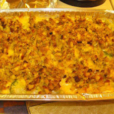 Easy Cheesy Chicken Bake