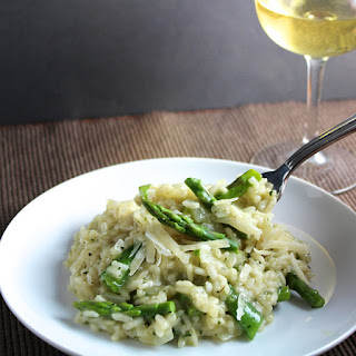 Early Spring Risotto