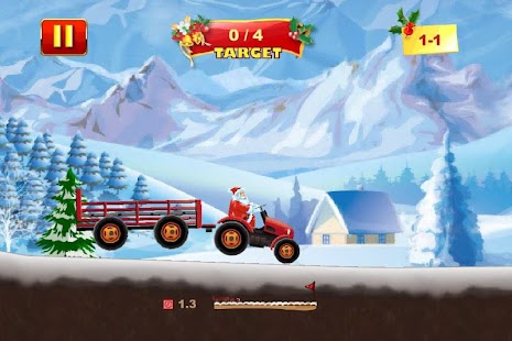 Santa Express - screenshot
