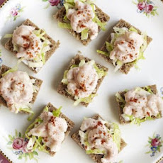 Prawn Cocktail Squares