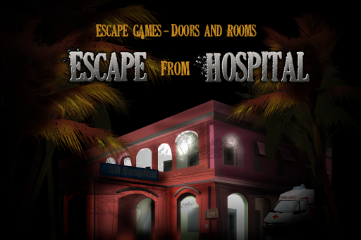 Escape Game - Hospital Escape - screenshot