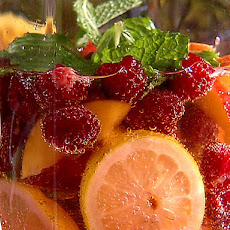 Raspberry Iced Tea Punch