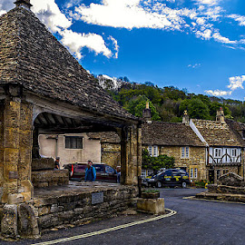 Castle Combe by Adeline Tan - Buildings & Architecture Other Exteriors ( england, building, exterior, architecture, castle combe,  )