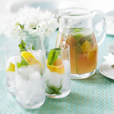 Basil Grapefruit Cooler