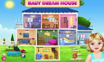 Screenshot of Baby Dream House